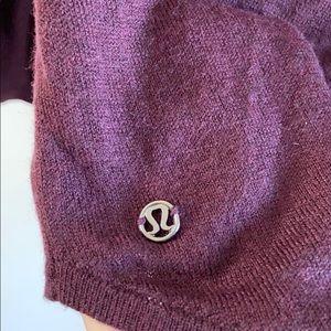 lululemon athletica Tops - Lululemon-  Yin Time Long Sleeve Sweater Top